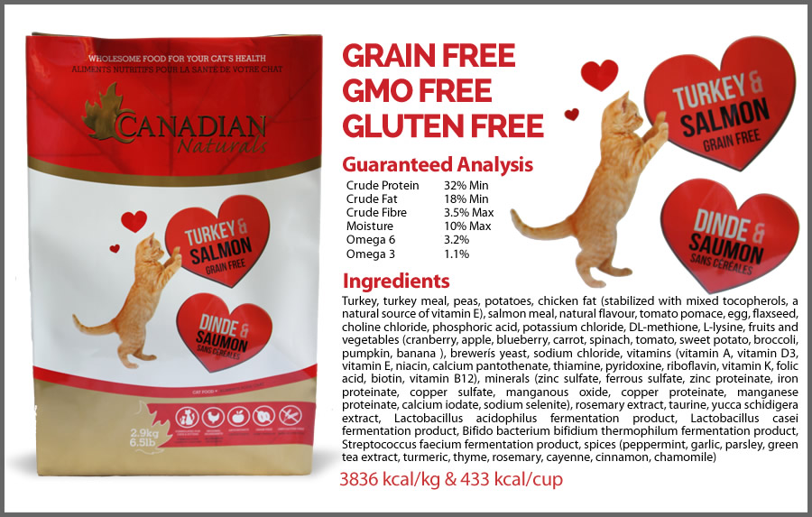 Canadain Naturals Grain Free Dog Food