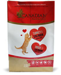 Cat Turkey and Salmon Grain Free