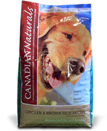 Canadian Naturals Chicken and Brown Rice Recipe