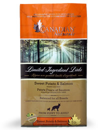 Canadian Naturals Sweet Potato and Salmon Formula
