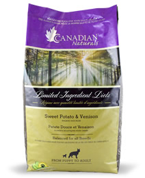 Canadian Naturals Red Meat Dog Food