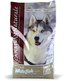 Canadian Naturals Fresh Whitefish Recipe
