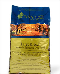 Canadian Naturals Large Breed Formula